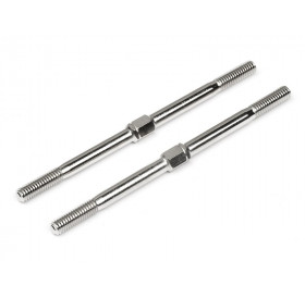 4.83mm steering link turnbuckle (2 pcs)