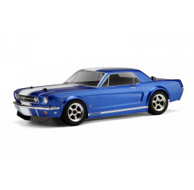 1966 Ford Mustang GT Coupe body (200mm/transparente)