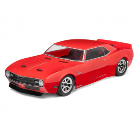 1968 Chevrolet Camaro body (200mm/transparente)