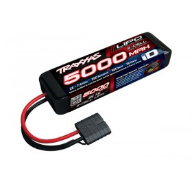 Traxxas 5000mAh 7.4v 2-Cell 25C LiPo Battery