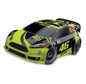 Traxxas VR46 Ford Fiesta® ST Rally