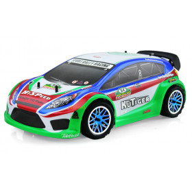 HSP Kutiger Rally car 4WD RTR (Green)