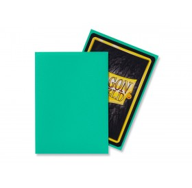 100 Dragon Shield standard card sleeves (Mint matte)