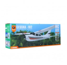 WLToys F949 Cessna 182 2.4G 3 Channel RC aircraft fixed