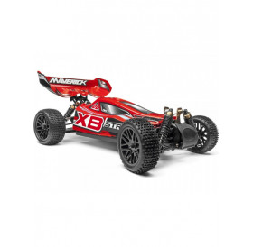 Strada Red XB Brushless 1/10 eletric Buggy RTR