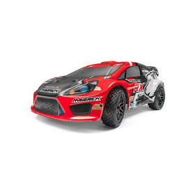 Strada Red RX Brushless 1/10 eletric rally car RTR