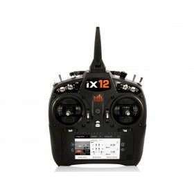 Spektrum iX12 2.4GHz DSMX 12-Channel (Só transmissor)