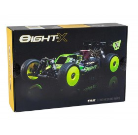 TLR 8ight X 1/8 4WD competition nitro buggy KIT